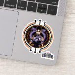 Black Panther | Shuri Wakandan Badge Sticker