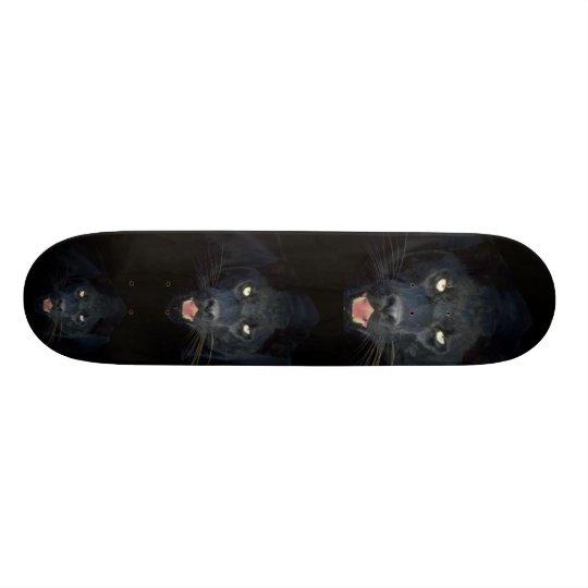 Black panther skateboard