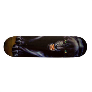 Black Panther Skateboard Deck