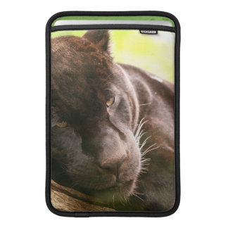 """Black Panther Sleeping 11"""" MacBook Sleeve"""