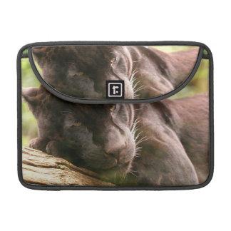 """Black Panther Sleeping 13"""" MacBook Sleeve Sleeve For MacBooks"""