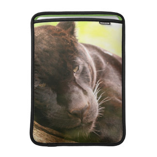 """Black Panther Sleeping 13"""" MacBook Sleeve"""