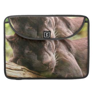 """Black Panther Sleeping 15"""" MacBook Sleeve Sleeve For MacBooks"""