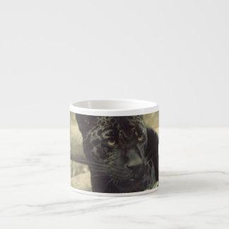 Black Panther Specialty Mug 6 Oz Ceramic Espresso Cup