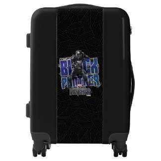 Black Panther | T'Challa - Black Panther Graphic Luggage