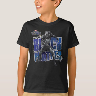 Black Panther | T'Challa - Black Panther Graphic T-Shirt