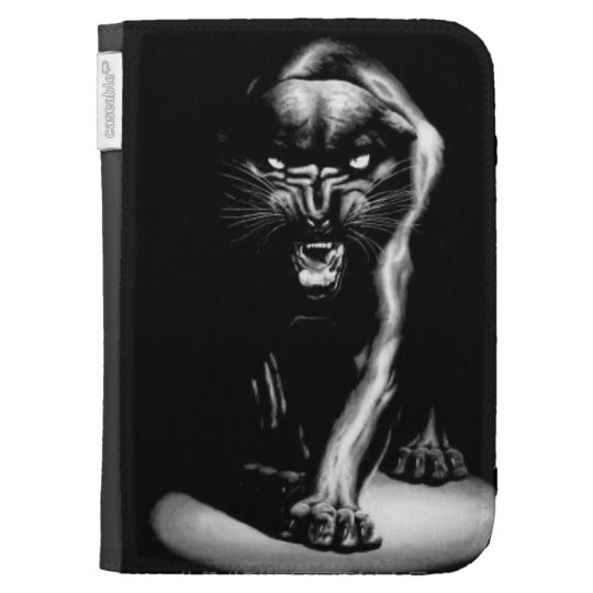Black Panther - The Boss Caseable Case Kindle 3 Case