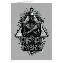 "Black Panther | ""Wakanda Forever"" Graphic"