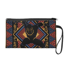Black Panther | Wakandan Black Panther Panel Wristlet