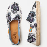 Black Panther | Wakandan Warriors Graffiti Espadrilles