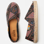Black Panther | Wakandan Warriors Tribal Panel Espadrilles