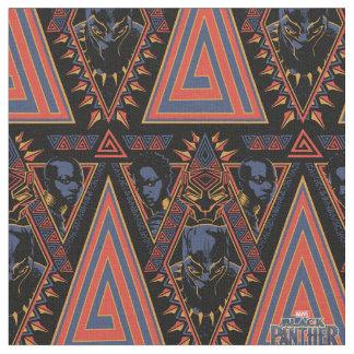 Black Panther | Wakandan Warriors Tribal Panel Fabric