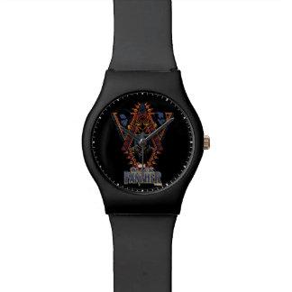 Black Panther | Wakandan Warriors Tribal Panel Wristwatch