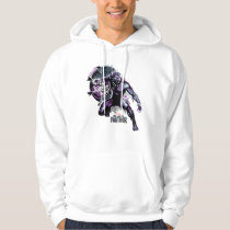 Black Panther | Warrior King Painted Graphic Hoodie
