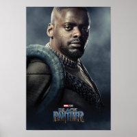Black Panther | W'Kabi Character Poster