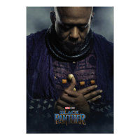Black Panther | Zuri Character Poster