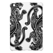 Black Panthers iPad Mini Case
