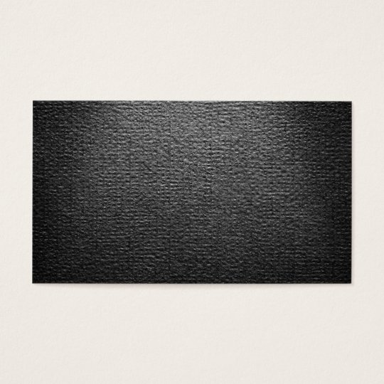 Black Paper Texture For Background Business Card Zazzle