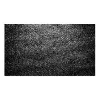 Black Paper Texture For Background Business Cards