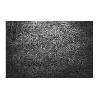 Black Paper Texture For Background Canvas Print