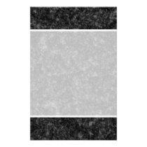 Black Pattern Flyer