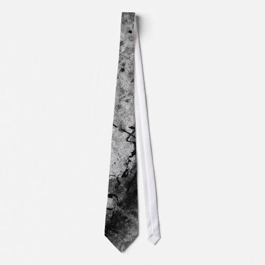 Black Pattern II Tie