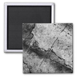 Black Pattern Magnet