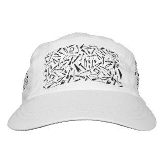 Black Pattern Tools Hat