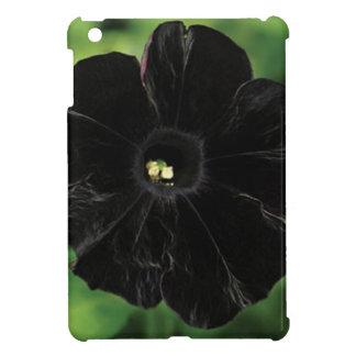 Black Patunia iPad Mini case