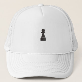 Black Pawn - Black Laborer Trucker Hat