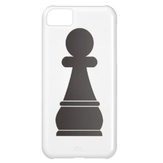 Black Pawn Chess Piece iPhone 5C Cover
