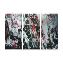 Black Pearl Gallery Wrapped Canvas