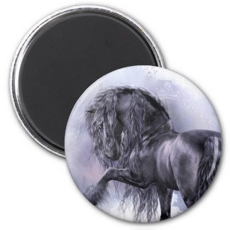 Black Pearl Magnet