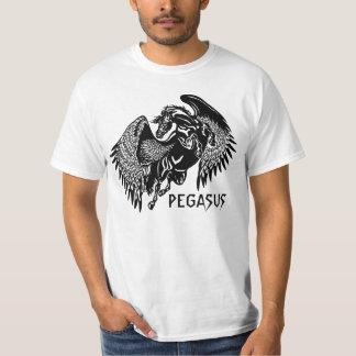 black pegasus shirt