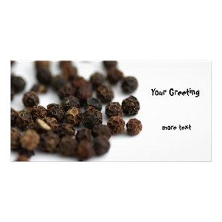 Black Pepper Card