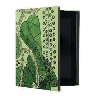 Black Pepper Plant, 1578 iPad Cover