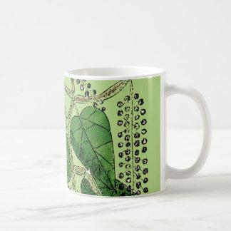 Black Pepper Plant, 1578 Classic White Coffee Mug