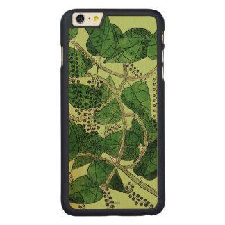 Black Pepper Plant, 1578 Carved® Maple iPhone 6 Plus Slim Case