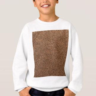 black pepper texture sweatshirt