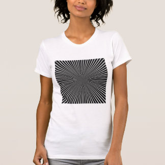 """Black Perplexity"" Ladies Petite T-shirt"