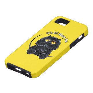 Black Persian Its All About Me iPhone SE/5/5s Case