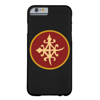 Black Personalized Phone Cases-symbol of unity. Barely There iPhone 6 Case