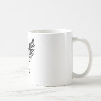 Black Phoenix Coffee Mug