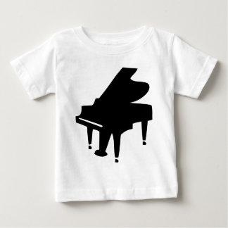 black piano t shirt