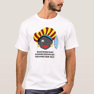 Black Piet wiedewiedewiet T-Shirt