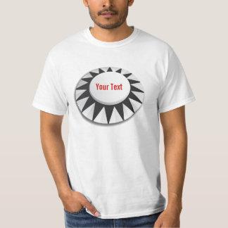 Black Pinball Pop Bumper Shirt