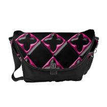 Black & Pink Gothic 3-D Bag