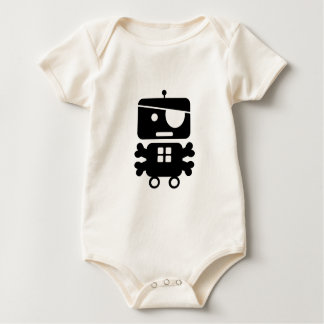 BLACK PIRATEBOT - t-shirt