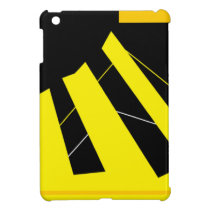 Black Pit Triad L iPad Mini Cover