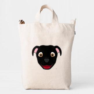 Black Pitbull Duck Bag